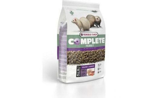Корм VERSELE-LAGA Complete Ferret Poultry & Salmon с птицей и лососем для хорьков 2,5кг Сухие корма