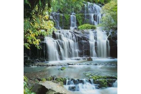 Фотообои Komar Pura Kaunui Falls 368 х 254см. (8-256) Фотообои