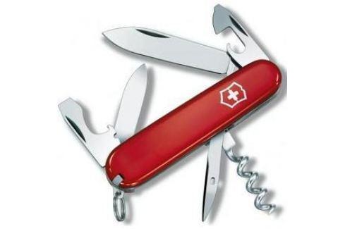 Нож перочинный Victorinox Tourist 0.3603 (84мм, 12 функций, красный) Ножи туристические