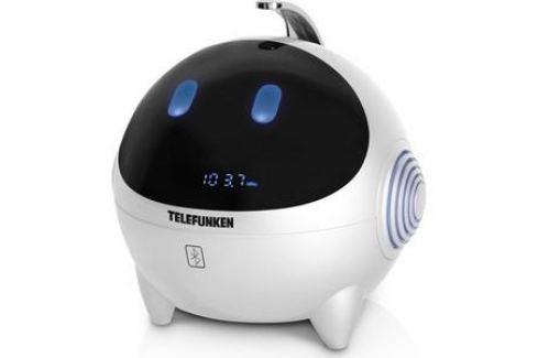 Радиоприемник TELEFUNKEN TF-1634UB wite/blue Радиоприемники