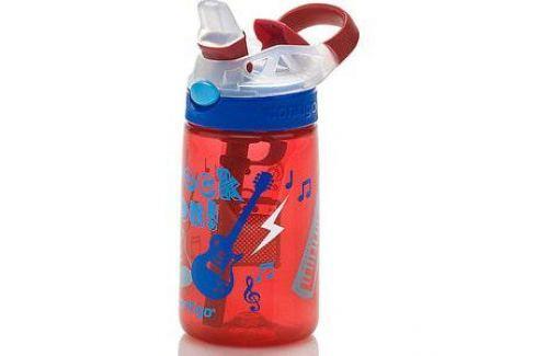 Детская бутылочка для воды 0.42 л Contigo Gizmo Flip (contigo0469) красный Бутылочки и поильники