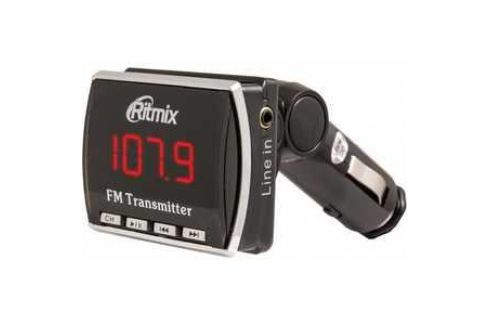 FM-трансмиттер Ritmix FMT-A750 FM-трансмиттеры