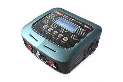 Зарядное устройство SkyRC D200 Dual Balance Charger . Discharger 20A.300W Электроника и оборудование