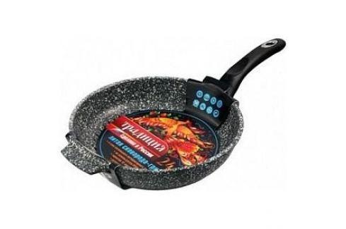 Сковорода-гриль d 24 см Традиция Мрамор (ТМ7241) Сковороды