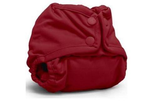 Подгузник для плавания Kanga Care One Size Snap Cover Scarlet (784672406178) Многоразовые подгузники и трусики