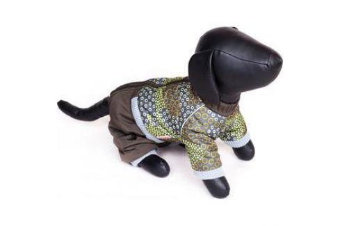 Комбинезон Зоофортуна теплый 33см для собак мальчиков (12367733) Одежда