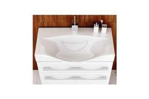 Раковина мебельная Aqwella Bergamo 800 (Ber.08.04.D) Мебель для ванных комнат
