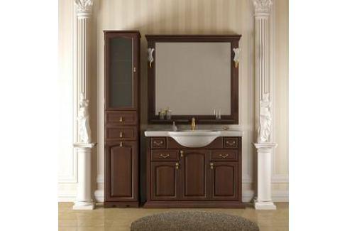 Тумба под раковину Opadiris Риспекто 105 антикварный орех (Z0000001784) Мебель для ванных комнат