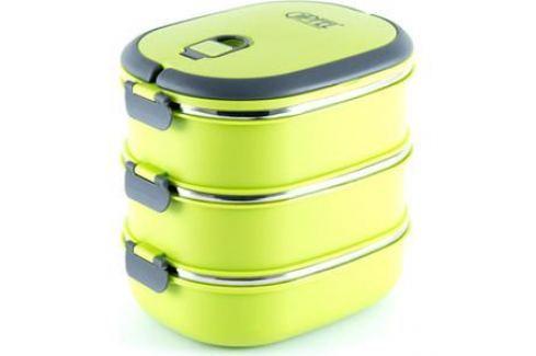 Ланч-бокс с тремя контейнерами Gipfel (0294) Посуда для хранения продуктов