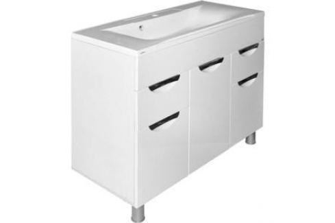 Тумба под раковину Mixline Этьен 100, Элен 100 (1105165298633) Мебель для ванных комнат