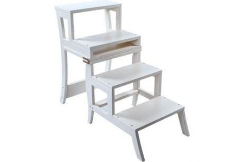 Стул-лестница Мебель Импэкс Leset Бруклин белый Стулья