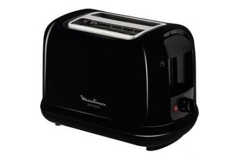 Тостер Moulinex LT160830 черный Тостеры