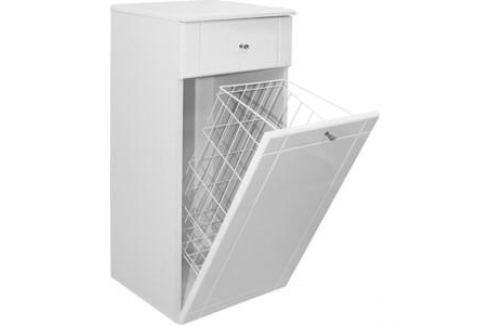 Полупенал Mixline Посейдон 35 с корзиной (2070405295330) Мебель для ванных комнат