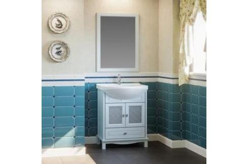 Тумба с раковиной Opadiris Омега 65 голубой (Z0000012776 + Z0000001648) Мебель для ванных комнат