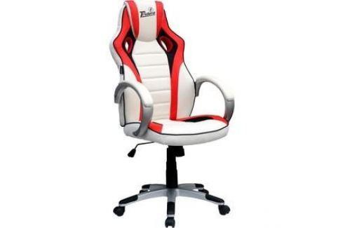 Кресло Хорошие кресла GK-0202 экокожа white Компьютерные кресла