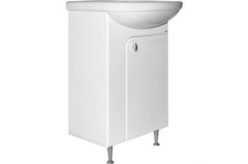 Тумба под раковину Mixline Ока 52, Альфана 52 (2210105261659) Мебель для ванных комнат