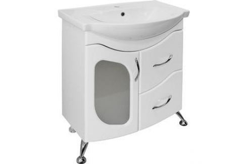 Тумба под раковину Mixline Ассоль 75, Элеганс 75 (2070405295552) Мебель для ванных комнат