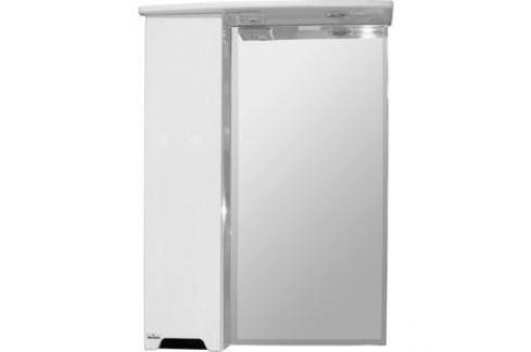Шкаф навесной Mixline Прометей левый (1310175349729) Мебель для ванных комнат