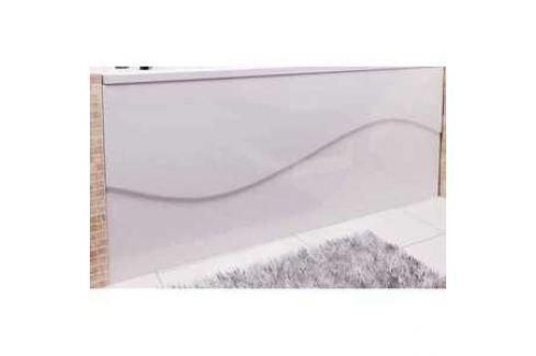 Панель фронтальная Фэма Стиль Алассио 150 МДФ белая (пленка) Из искусственного камня