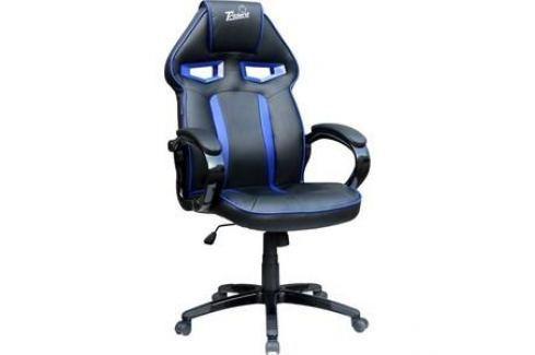 Кресло Хорошие кресла GK-0303 экокожа blue Компьютерные кресла
