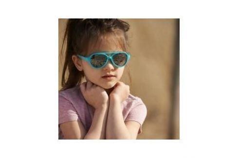Cолнцезащитные очки Real Kids детские Авиатор бирюза (2KYAQU) Солнцезащитные очки