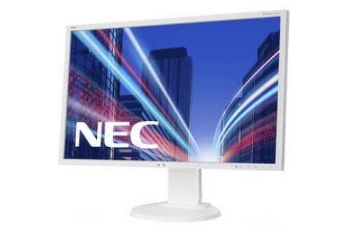 Монитор Nec E223W Silv/White (E223W) Мониторы
