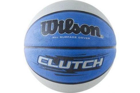 Мяч баскетбольный Wilson Clutch 295 (WTB1440XB0702) р.7 Баскетбольные мячи