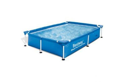 Каркасный бассейн Bestway 56402 прямоугольный бассейн 239х150х58 см (56402) Каркасные Бассейны