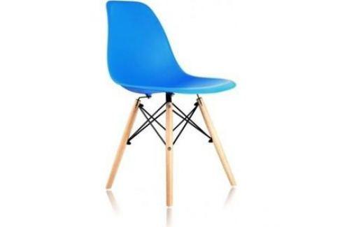 Стул для посетителя Хорошие кресла Eames blue Стулья
