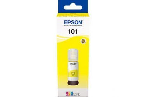 Чернила Epson №101 C13T03V44A желтый (70мл) Расходные материалы