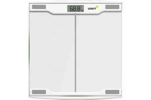 Весы UNIT UBS-2054 светло-серый Электроника и оборудование