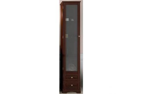 Пенал Opadiris Лучия 40 антикварный орех правый (Z0000003089) Мебель для ванных комнат