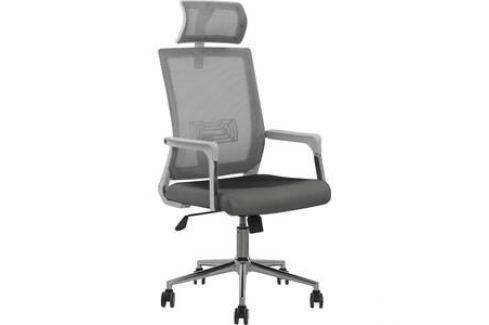 Кресло Стимул-групп CTK-XH-6125 CH white (белый пластик) black (черная сетка) Компьютерные кресла