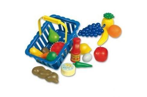 Набор фруктов Dohany (овощи, фрукты) в корзине большая 715 Наборы для песка