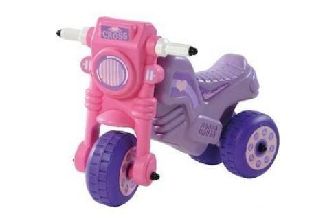 Мото Кросс Dohany розовый 111Р Двухколесные велосипеды