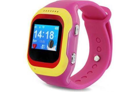 Детские умные часы Ginzzu GZ-501 pink Умные часы и браслеты