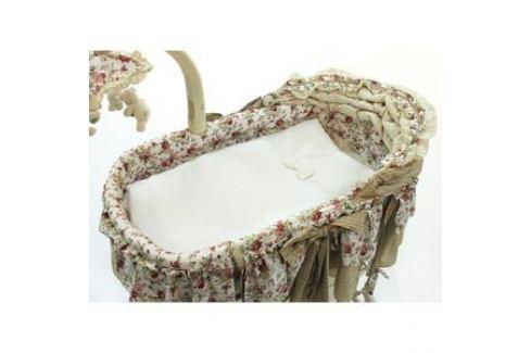 Набор Fiorellino Premium Baby (Фиореллино Премиум Беби) для электронной колыбели крем Аксессуары к детским кроваткам
