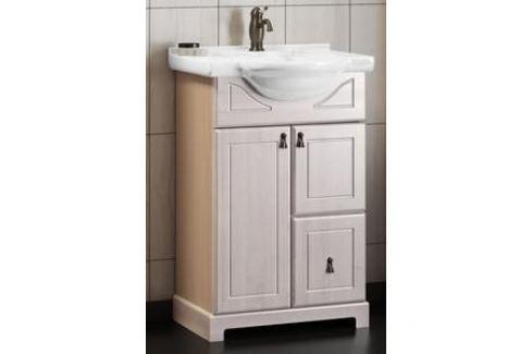 Раковина мебельная KIROVIT Капри 55 Мебель для ванных комнат
