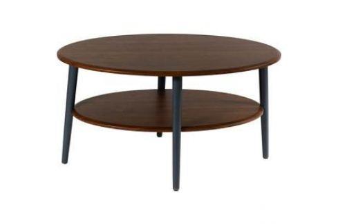 Стол журнальный Калифорния мебель Эль СЖ-01 орех Журнальные столы