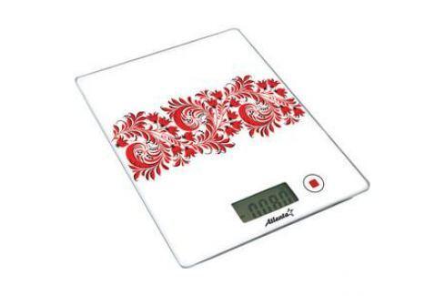 Кухонные весы Atlanta ATH-6181 белый Кухонные весы