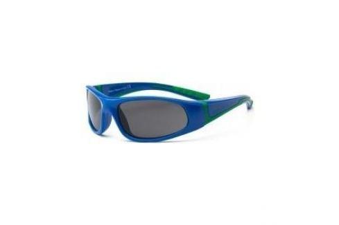 Cолнцезащитные очки Real Kids детские Bolt синий/зеленый 4-7 лет (4BOLRYGR) Солнцезащитные очки
