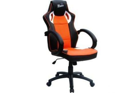 Кресло Хорошие кресла GK-0808 экокожа orange Компьютерные кресла