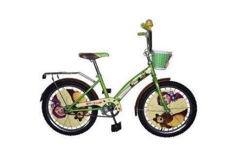 Велосипед Navigator Маша и Медведь, KITE- тип рамы, Размер 20 ВН20171К Двухколесные велосипеды