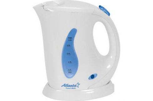 Чайник электрический Atlanta ATH-721 белый Чайники электрические