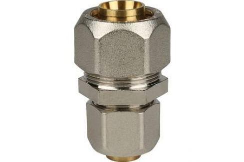 Соединение STOUT переходное 26х20 для металлопластиковых труб винтовой (SFS-0004-002620) Для металлопластиковых и труб из сшитого полиэтилена