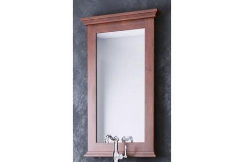Зеркало в деревянной раме Opadiris Палермо 50 светлый орех (Z0000008544) Мебель для ванных комнат
