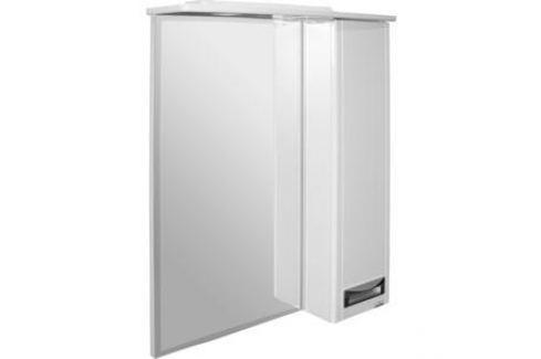 Шкаф навесной Mixline Альфа 61 NEW правый (2090205290021) Мебель для ванных комнат