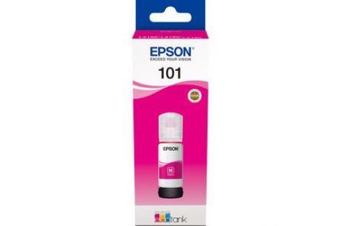 Чернила Epson №101 C13T03V34A пурпурный (70мл) Расходные материалы