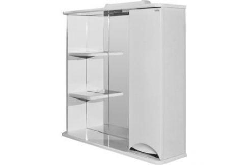 Шкаф навесной Mixline Этьен 75 правое (1705165299410) Мебель для ванных комнат