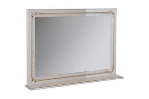 Зеркало Mixline Сальери 95 патина золото (2180805274863) Мебель для ванных комнат